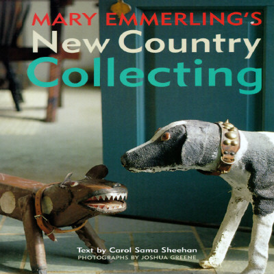 Image for Mary Emmerling's New Country Collecting
