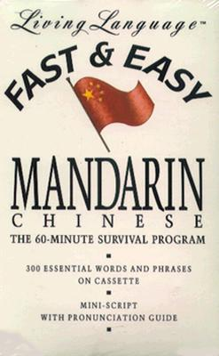 Image for Fast & Easy Mandarin (Living language fast & easy)