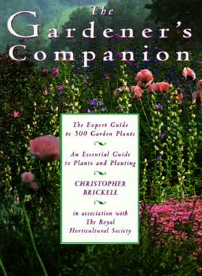 Image for GARDENER'S COMPANION, THE