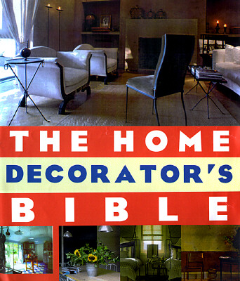 Image for The Home Decorator's Bible