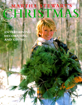Image for Martha Stewart's Christmas: Entertaining, Decorating and Giving