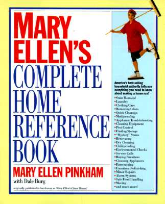 Image for Mary Ellen's Complete Home Reference Book