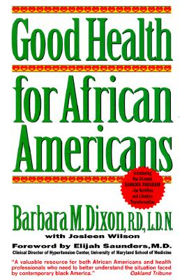 Image for The Good Health for African Americans