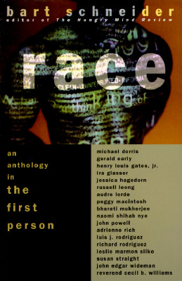 Image for Race: An Anthology in the First Person