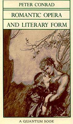 Image for Romantic Opera and Literary Form (Quantum Books)