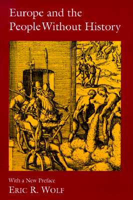 Image for Europe and the People Without History: With a New Preface