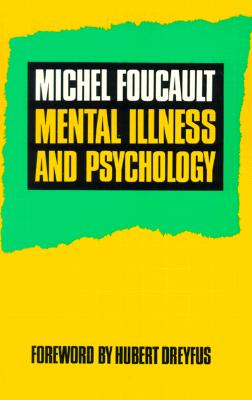 Image for MENTAL ILLNESS AND PSYCHOLOGY