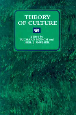 Image for Theory of Culture (New Directions in Cultural Analysis)