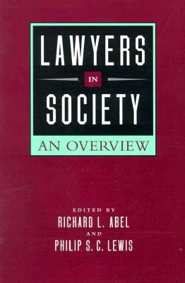 Image for Lawyers in Society: An Overview