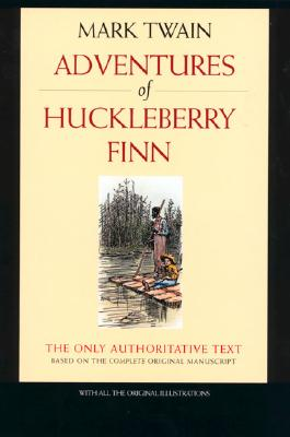 Image for Adventures of Huckleberry Finn (Mark Twain Library)
