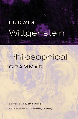 Image for Philosophical Grammar