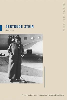 Gertrude Stein: Selections, Stein, Gertrude