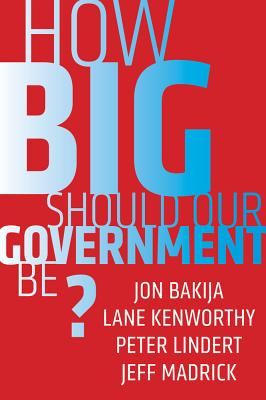 Image for How Big Should Our Government Be?