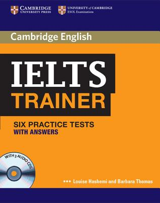 Image for IELTS Trainer Practice Tests with answers and Audio CDs (3)
