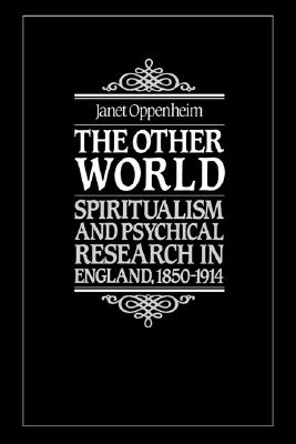 Image for The Other World: Spiritualism and Psychical Research in England, 1850-1914