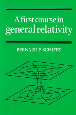 Image for A First Course in General Relativity