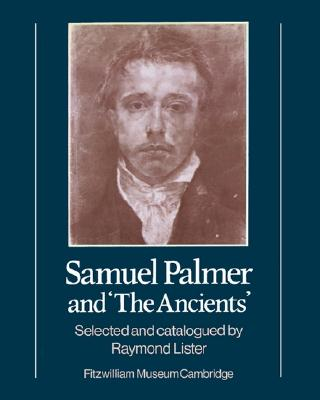 Image for Samuel Palmer and the Ancients