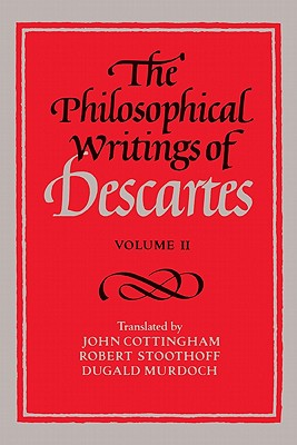 Image for Philosophical Writings Of Descartes: Volume 2, The