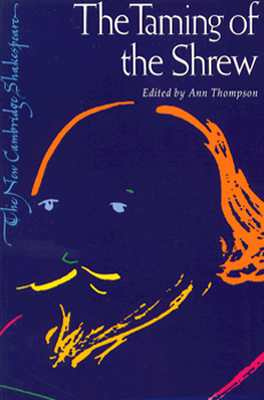 Image for The Taming of the Shrew (The New Cambridge Shakespeare)