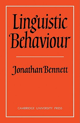 Image for Linguistic Behaviour