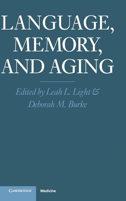 Image for Language, Memory, and Aging