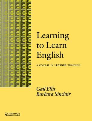 Image for Learning to Learn English Learner's book: A Course in Learner Training