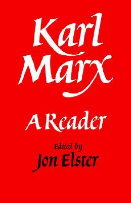 Image for Karl Marx: A Reader