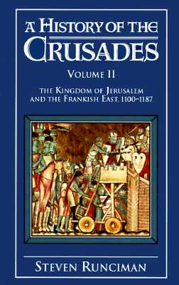 Image for HISTORY OF THE CRUSADES VOLUME II