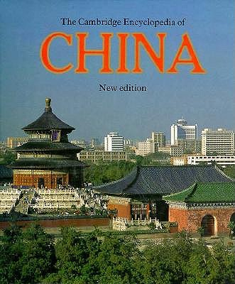 Image for CAMBRIDGE ENCYCLOPEDIA OF CHINA, THE : NEW EDITION