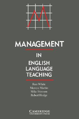 Image for Management in English Language Teaching