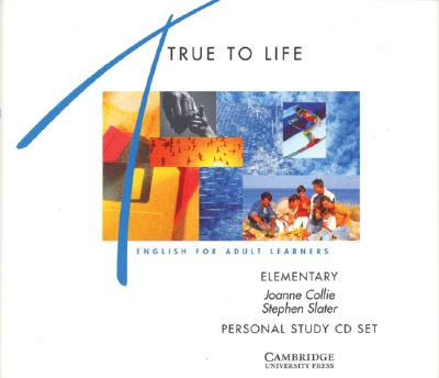 Image for True to Life Elementary Personal study audio CD  English for Adult Learners