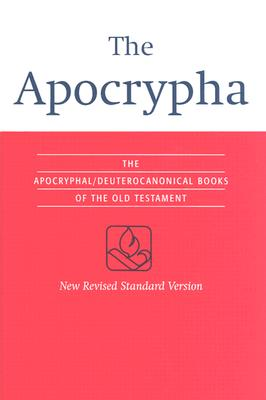 NRSV Apocrypha Text Edition Red Hardcover NR520:A, Baker Publishing Group