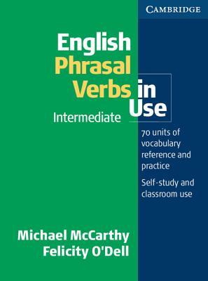 Image for English Phrasal Verbs in Use Intermediate