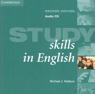 Image for Study Skills in English Audio CD