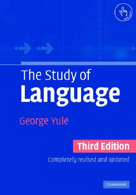 Image for The Study of Language