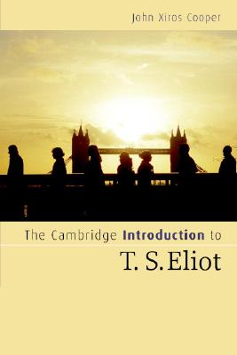 Image for The Cambridge Introduction to T.S. Eliot