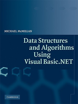 Image for Data Structures and Algorithms Using Visual Basic.NET