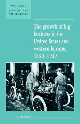Image for GROWTH OF BIG BUSINESS IN THE UNITED STATES AND WE