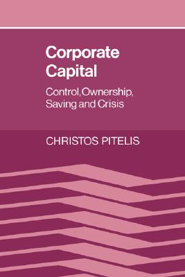 Image for Corporate Capital: Control, Ownership, Saving and Crisis