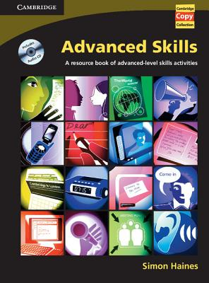 Image for Advanced Skills Book and Audio CD Pack  A Resource Book of Advanced-Level Skills Activities
