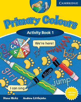Primary Colours 1 Activity book, Hicks, Diana,  Littlejohn, Andrew
