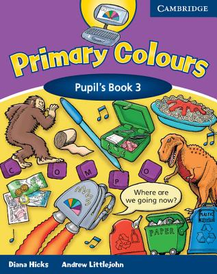 Image for Primary Colours 3 Pupil's Book
