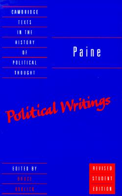 Image for Paine: Political Writings (Cambridge Texts in the History of Political Thought)