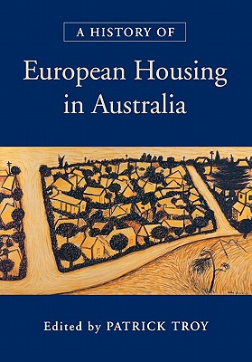 Image for A History of European Housing in Australia