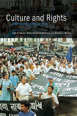 Image for Culture and Rights: Anthropological Perspectives