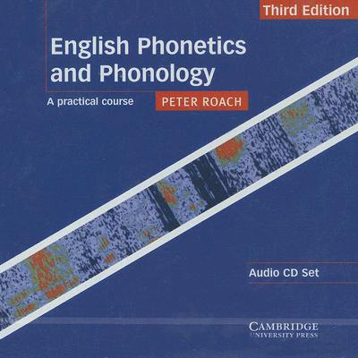 Image for English Phonetics and Phonology Audio CD  A Practical Course