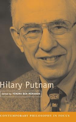 Image for Hilary Putnam (Contemporary Philosophy in Focus)