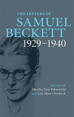 Image for LETTERS OF SAMUEL BECKETT  VOLUME I