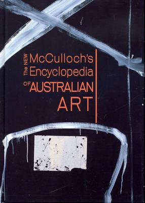 Image for The New McCulloch's Encylopedia of Australian Art