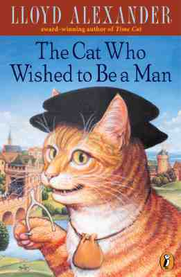 Image for The Cat Who Wished to Be a Man